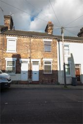 Thumbnail 2 bedroom end terrace house for sale in Denbigh Street, Stoke-On-Trent, Staffordshire