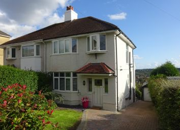 Thumbnail 3 bed semi-detached house for sale in 131 Dunvant Road, Killay, Swansea