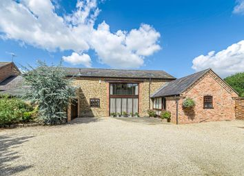 Thumbnail 4 bed barn conversion for sale in Main Street, Ashby St. Ledgers, Rugby