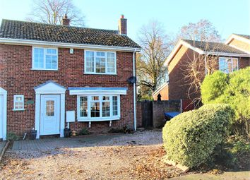 Thumbnail 3 bed semi-detached house for sale in St. Guthlac Way, Fishtoft, Boston