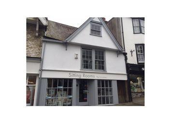 Thumbnail Retail premises to let in Sitting Rooms, Totnes