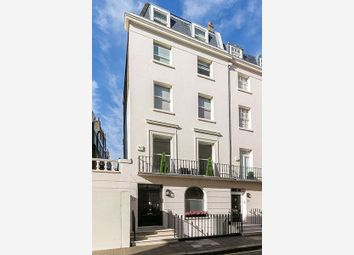 Thumbnail 5 bed terraced house for sale in Chester Row, Belgravia