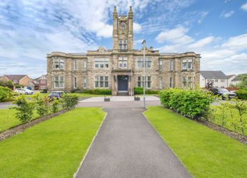 Thumbnail 2 bedroom flat for sale in Flat 2/2, Clock Tower Court, Lenzie