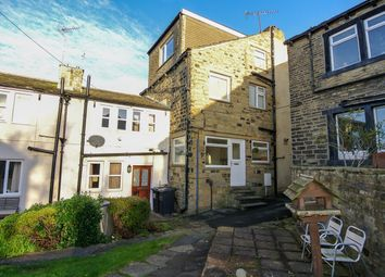 Thumbnail 2 bedroom cottage for sale in Southgate, Honley, Holmfirth