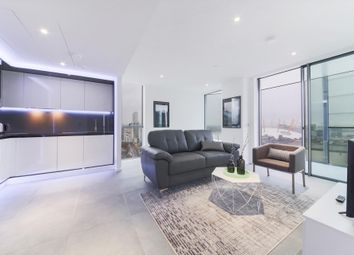 Thumbnail 1 bed flat for sale in Dollar Bay, Canary Wharf, London