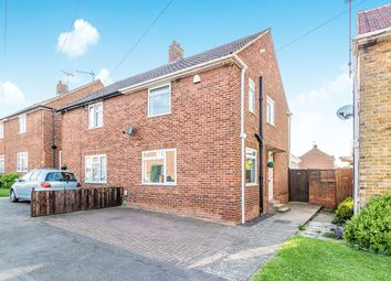 Thumbnail 2 bed semi-detached house for sale in Milsted Road, Gillingham
