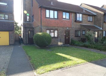 Thumbnail 1 bed flat to rent in Gladstone Close, Stanpit, Christchurch