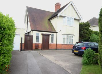 Thumbnail 3 bed detached house for sale in Leicester Road, Hinckley
