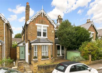 Thumbnail 4 bed semi-detached house for sale in Gloucester Road, Kew, Surrey