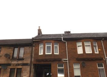 Thumbnail 1 bed flat to rent in Clydesdale Road, Bellshill, North Lanarkshire