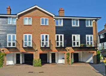 Thumbnail Town house for sale in Harvest Lane, Thames Ditton