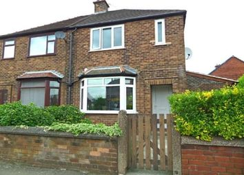Thumbnail 2 bed semi-detached house for sale in Weedon Avenue, Newton-Le-Willows, Merseyside