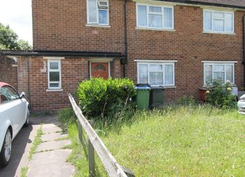 Thumbnail 1 bedroom maisonette to rent in Denbigh Crescent, West Bromwich