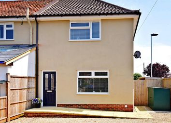 Thumbnail 2 bed semi-detached house for sale in Ringmer Road, Worthing, West Sussex