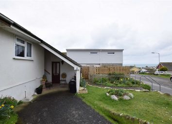 Thumbnail 1 bed semi-detached bungalow for sale in Century Court, Newquay