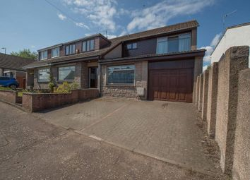 Thumbnail 4 bed semi-detached house for sale in East Main Street, Broxburn