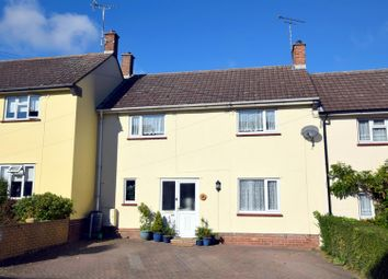 Thumbnail 3 bed terraced house for sale in Church Road, Kelvedon, Colchester
