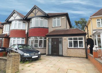 Thumbnail 4 bed semi-detached house to rent in Valley Drive, London