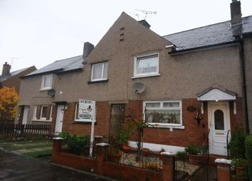 Thumbnail 2 bed terraced house for sale in Inglewood Road, Alloa