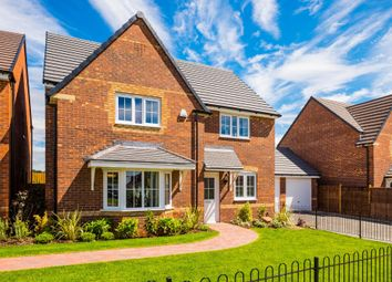 "Thumbnail 4 bedroom detached house for sale in ""Cambridge"" at Saxon Court, Bicton Heath, Shrewsbury"