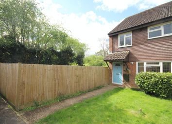 Thumbnail 3 bed end terrace house for sale in Meadow Bank, Leigh, Tonbridge