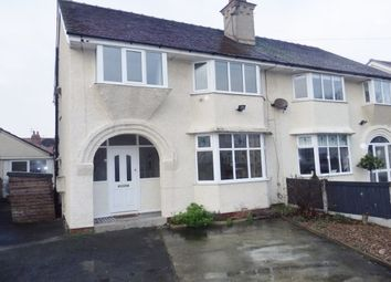 Thumbnail 3 bed semi-detached house to rent in Dovedale Road, Wirral