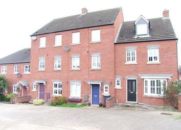 Thumbnail 4 bed town house for sale in Forest School Street, Rolleston-On-Dove, Burton-On-Trent