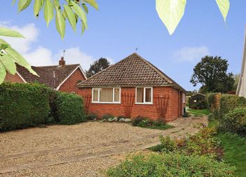 Thumbnail 3 bed detached bungalow for sale in Holton Road, Halesworth