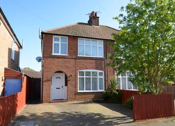 Thumbnail 3 bedroom semi-detached house for sale in St. Marys Crescent, Felixstowe