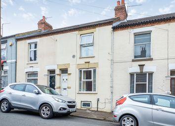 Thumbnail 3 bedroom terraced house for sale in Baker Street, Northampton