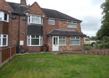 Thumbnail 4 bed semi-detached house to rent in Hempstalls Lane, Newcastle-Under-Lyme