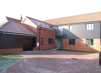 Thumbnail 3 bed detached house for sale in Church Road, Cratfield, Halesworth