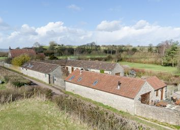 Thumbnail 5 bed detached house for sale in Hinton Blewitt, Somerset