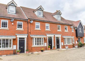 Thumbnail 4 bed terraced house for sale in Wintershutt Road, Little Canfield, Dunmow