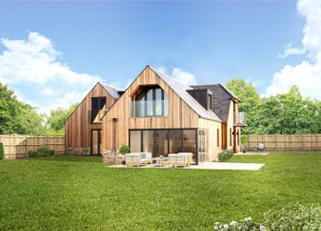 Thumbnail 4 bed detached house for sale in Handpost Farm, Bracknell Road, Warfield, Berkshire
