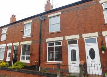 Thumbnail 2 bedroom terraced house for sale in Dawson Street, Vernon Park, Stockport