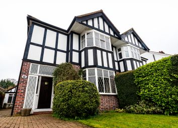 Thumbnail 3 bed semi-detached house for sale in Lakeside Drive, Bromley, Bromley