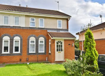 Thumbnail 3 bed semi-detached house for sale in Grand Union Way, Eccles, Manchester