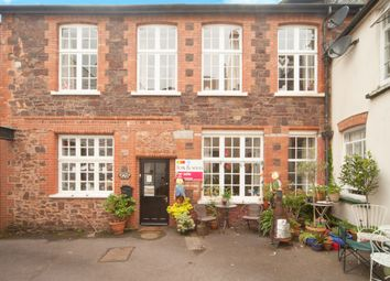 Thumbnail 2 bed terraced house for sale in The Court Yard, High Street, Wiveliscombe, Taunton