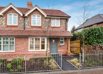 Thumbnail 3 bed semi-detached house for sale in High Street, Downley, High Wycombe