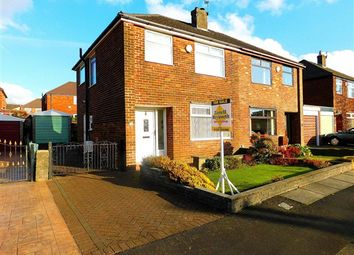 Thumbnail 3 bed property for sale in Chetwyn Avenue, Bolton