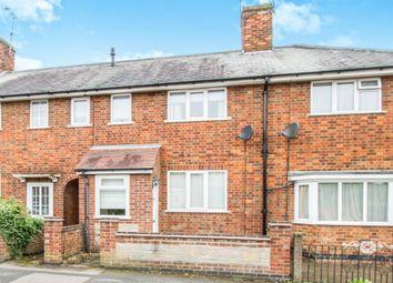 Thumbnail 3 bedroom town house for sale in Sandhurst Street, Oadby, Leicester