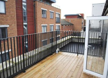 Thumbnail 3 bed flat to rent in Mackintosh Lane, Homerton/Hackney