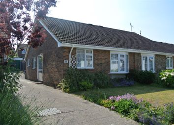 Thumbnail 2 bed bungalow to rent in Wantley Road, Findon Valley, Worthing