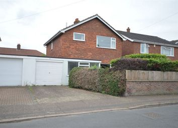 Thumbnail 3 bedroom detached house for sale in Eversley Road, Norwich, Norfolk