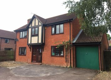 Thumbnail 4 bed property to rent in Alexander Close, Abingdon