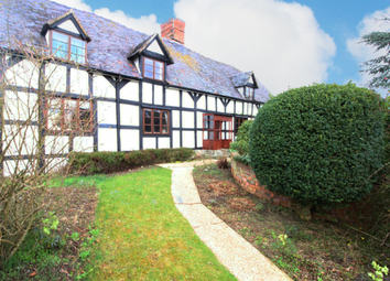 Thumbnail 6 bed farmhouse for sale in Abberton Road, Pershore, Worcestershire