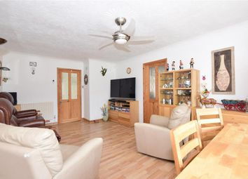 Thumbnail 2 bed semi-detached bungalow for sale in Swingate Close, Lords Wood, Chatham, Kent