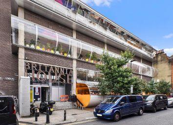 Thumbnail 3 bed flat to rent in Hanbury Street, Spitalfields