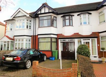 Thumbnail 3 bed terraced house to rent in Elmcroft Avenue, Wanstead, London